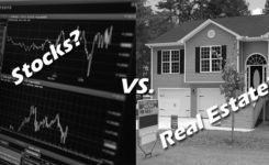 Should You Invest In Real Estate or Stocks? Find Out